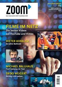 Cover Zoom - Das Magazin der Filmemacher 2/2012
