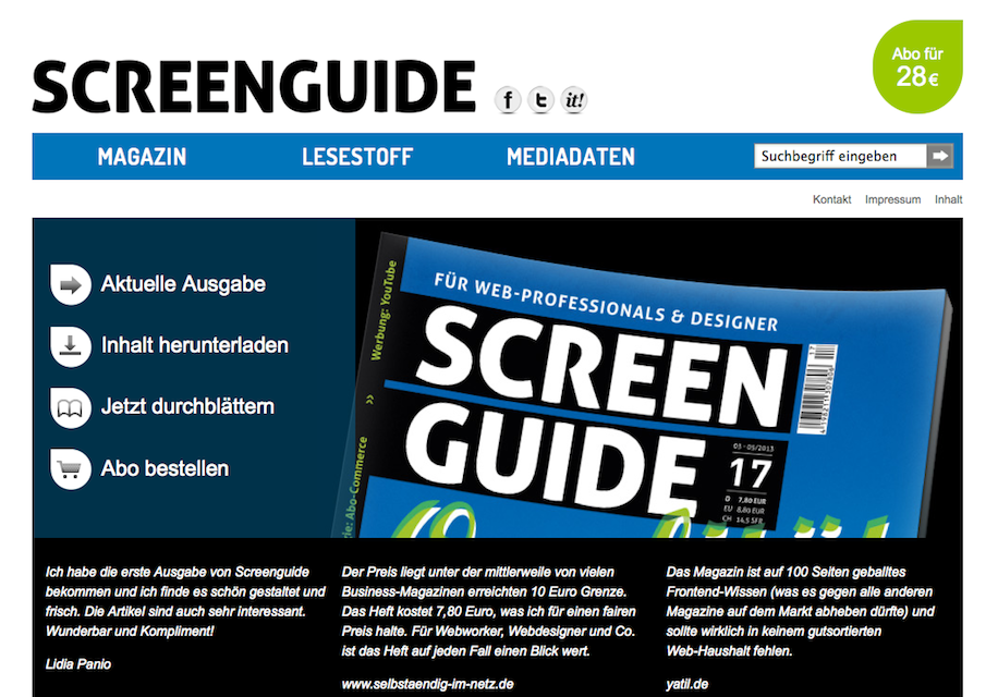 Screenshot-Screenguide