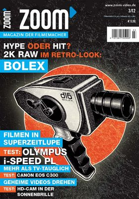 Cover: Zoom - Das Magazin der Filmemacher