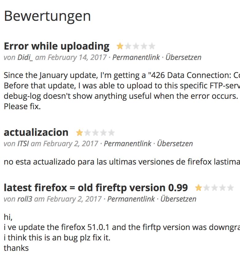 Welchen FTP-Client am Mac nutzen? › Torsten Landsiedel